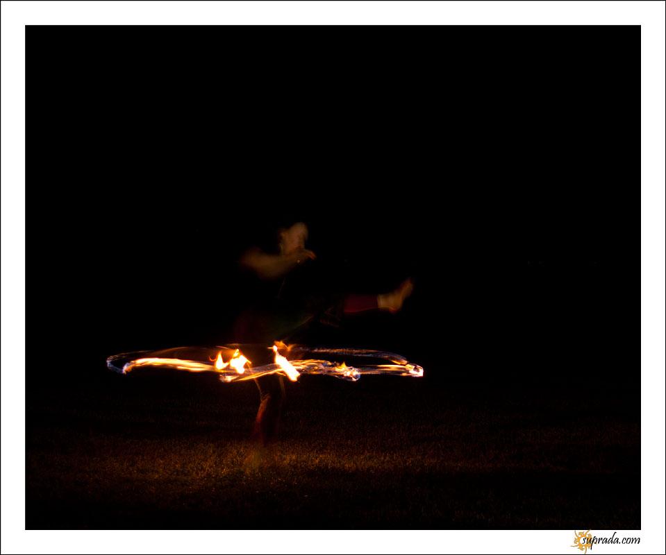 Fire Dancers - 3