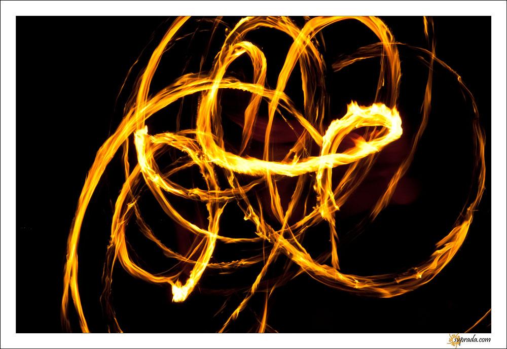 Fire Dancers - 5
