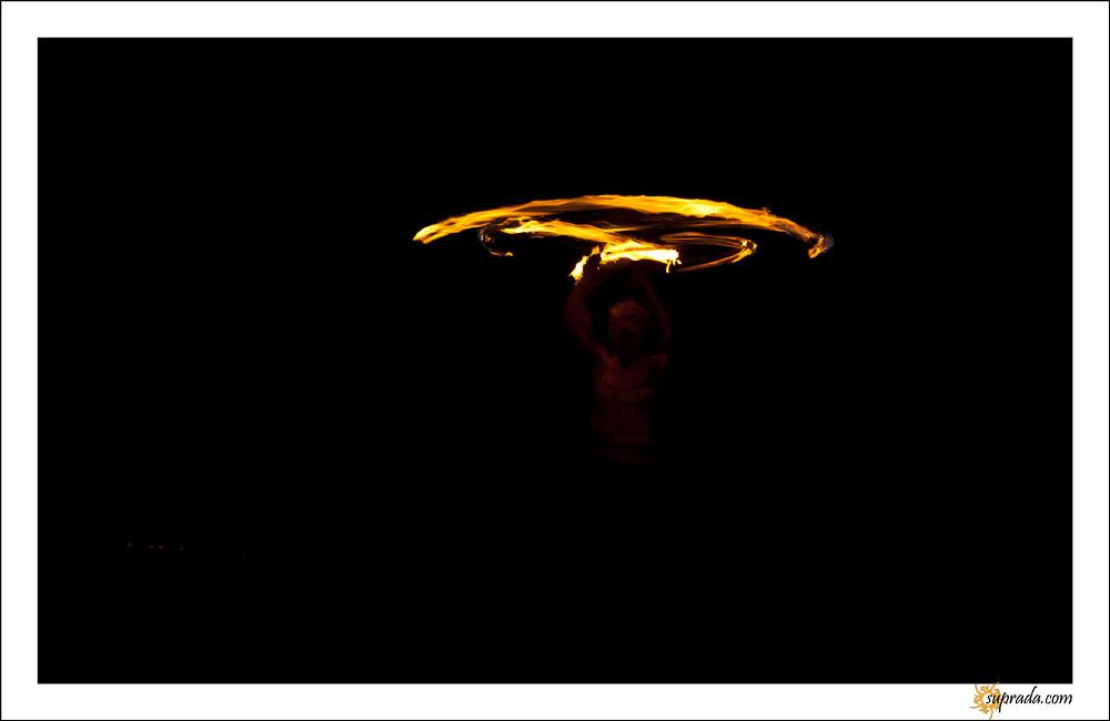 Fire dancers - 10