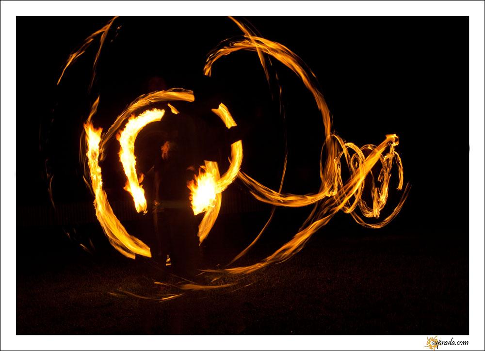 Fire dancers - 15